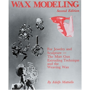 Modeling jewelry book wax